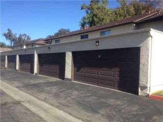 Photo 1: EL CAJON Townhouse for sale : 3 bedrooms : 807 S Mollison Avenue #12