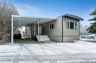 Main Photo: 308 3223 83 Street NW in Calgary: Greenwood/Greenbriar Mobile for sale : MLS®# A1064005