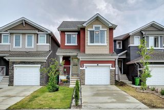 Photo 1: 1608 167 Street Street in Edmonton: Zone 56 House for sale : MLS®# E4253986