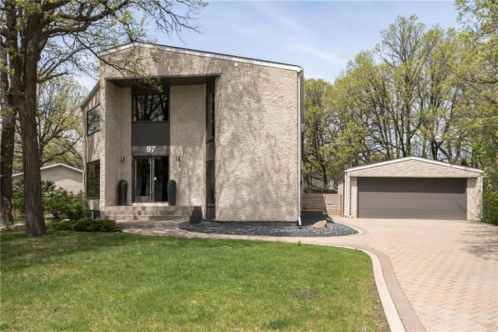 Photo 2: Photos: 97 Woodlawn Avenue in Winnipeg: Residential for sale (2C)  : MLS®# 202011539