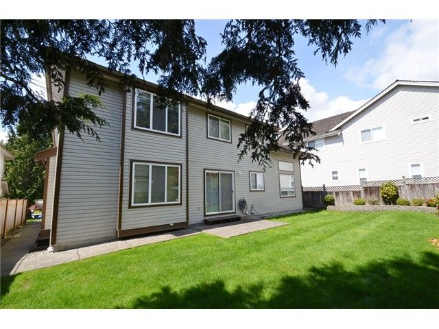 Photo 20: Photos: 1461 MOORE Place in Coquitlam: Hockaday House for sale : MLS®# V1060931