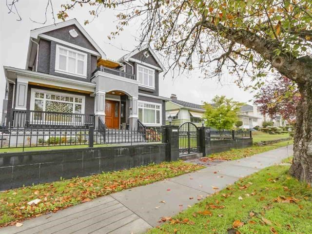 Main Photo: 475 W 42ND AVENUE in Vancouver: Oakridge VW House for sale (Vancouver West)