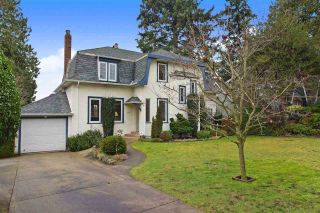 Photo 1: 5583 LABURNUM STREET in Vancouver: Shaughnessy House for sale (Vancouver West)  : MLS®# R2534673