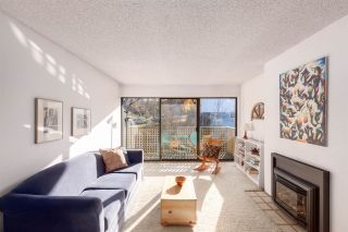 "Photo 2: 307 2366 WALL Street in Vancouver: Hastings Condo for sale in ""LANDMARK MARINER"" (Vancouver East)  : MLS®# R2326373"
