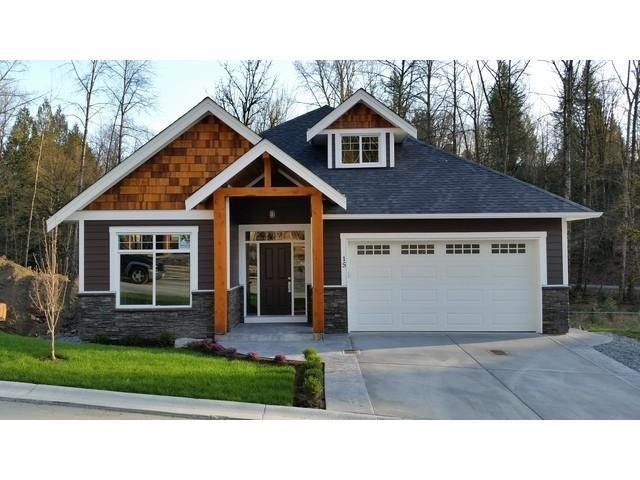 "Main Photo: 15 35259 STRAITON Road in Abbotsford: Abbotsford East House for sale in ""CLAYBURN CREEK ESTATES"" : MLS®# F1434365"