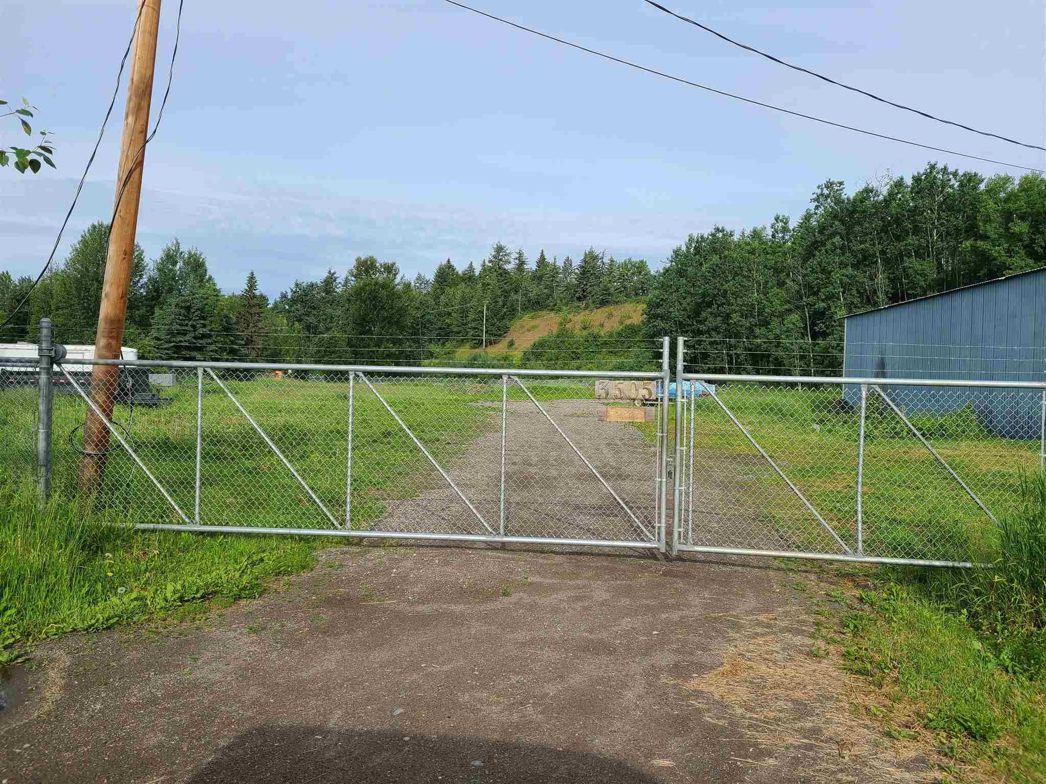 Main Photo: 3505 PIERREROY Road in Prince George: Fraserview Industrial for lease (PG City West (Zone 71))  : MLS®# C8039319