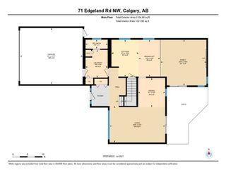 Photo 34: 71 Edgeland Road NW in Calgary: Edgemont Detached for sale : MLS®# A1127577