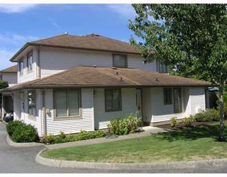 "Photo 1: 1 22280 124TH Avenue in Maple_Ridge: West Central Townhouse for sale in ""HILLSIDE TERRACE"" (Maple Ridge)  : MLS®# V662043"