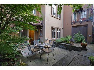 Photo 8: # 5 3036 W 4TH AV in Vancouver: Kitsilano Condo for sale (Vancouver West)  : MLS®# V1026137