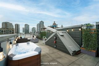 """Photo 3: PH609 53 W HASTINGS Street in Vancouver: Downtown VW Condo for sale in """"PARIS ANNEX"""" (Vancouver West)  : MLS®# R2593630"""