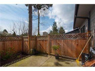 Photo 15: 214 BALMORAL Place in Port Moody: North Shore Pt Moody Townhouse for sale : MLS®# V1056784