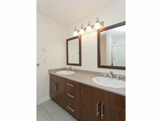 """Photo 10: 6 19551 66TH Avenue in Surrey: Clayton Townhouse for sale in """"Manhattan Skye"""" (Cloverdale)  : MLS®# F1307026"""