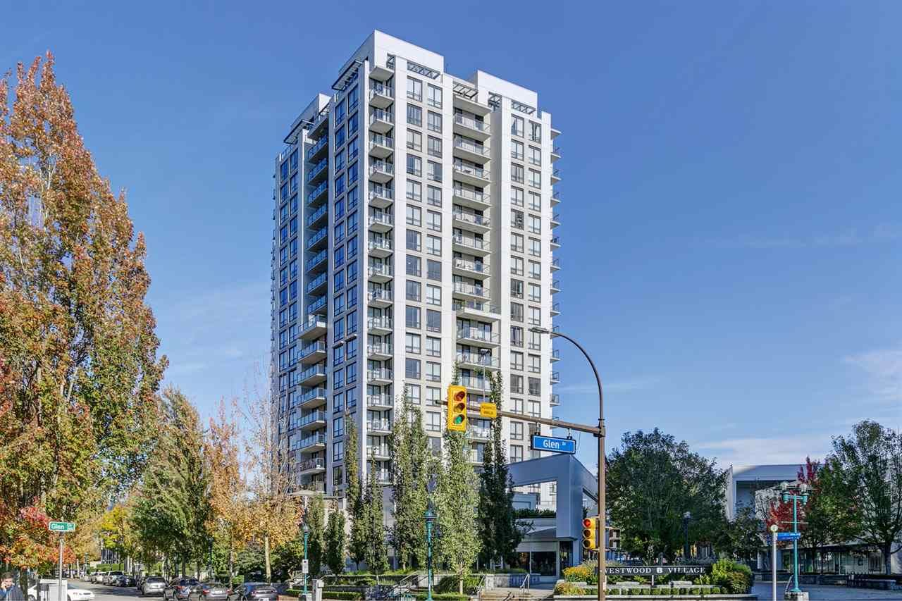 "Main Photo: 1901 1185 THE HIGH Street in Coquitlam: North Coquitlam Condo for sale in ""Claremont by Bosa"" : MLS®# R2553039"