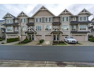 """Photo 1: 219 3105 DAYANEE SPRINGS Boulevard in Coquitlam: Westwood Plateau Townhouse for sale in """"WHITETAIL LANE"""" : MLS®# R2231129"""