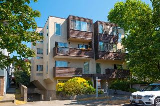 """Photo 1: 403 1065 W 72ND Avenue in Vancouver: Marpole Condo for sale in """"OSLER HEIGHTS"""" (Vancouver West)  : MLS®# R2601485"""