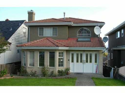 Main Photo: 2823 E 23rd Avenue in Vancouver: Renfrew Heights House for sale (Vancouver East)  : MLS®# V827907