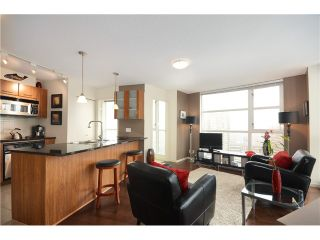 "Photo 6: # 2202 1199 SEYMOUR ST in Vancouver: Downtown VW Condo for sale in ""BRAVA"" (Vancouver West)  : MLS®# V1033200"