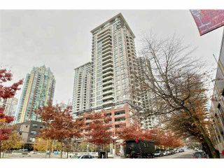 """Photo 2: 2504 977 MAINLAND Street in Vancouver: Yaletown Condo for sale in """"YALETOWN PARK III"""" (Vancouver West)  : MLS®# V1094535"""