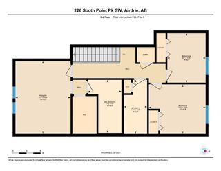 Photo 38: 226 South Point Park SW: Airdrie Row/Townhouse for sale : MLS®# A1132390