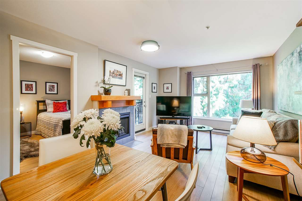 """Main Photo: 315 808 SANGSTER Place in New Westminster: The Heights NW Condo for sale in """"THE BROCKTON"""" : MLS®# R2512233"""