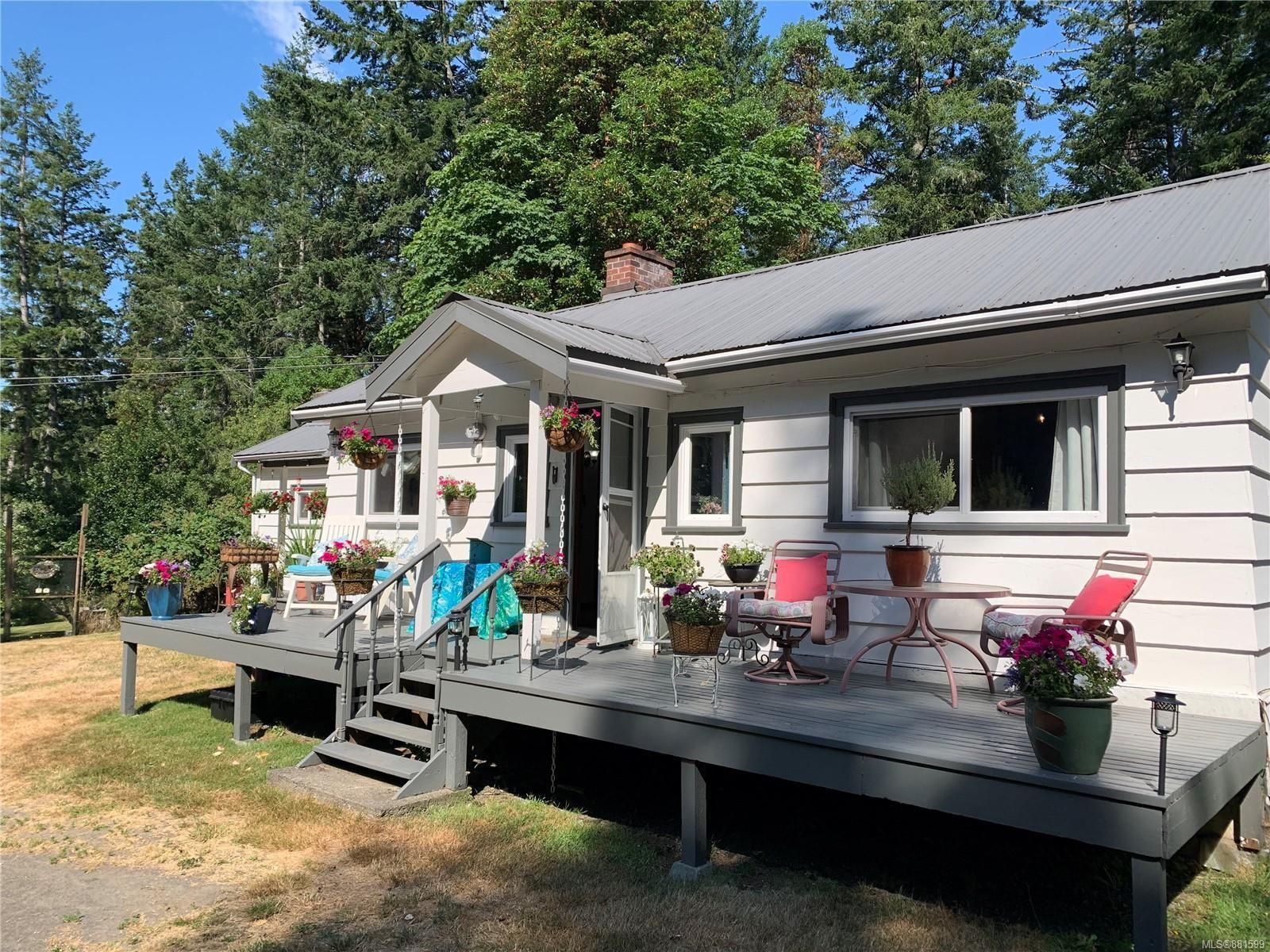 Main Photo: 1451 Beaver Point Rd in : GI Salt Spring House for sale (Gulf Islands)  : MLS®# 881599
