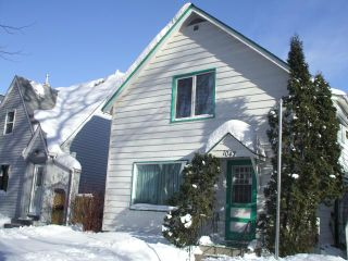 Photo 2: 1047 Sherburn Street in WINNIPEG: West End / Wolseley Residential for sale (West Winnipeg)  : MLS®# 1101863