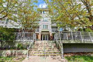 """Photo 1: 209 2373 ATKINS Avenue in Port Coquitlam: Central Pt Coquitlam Condo for sale in """"Carmandy"""" : MLS®# R2365119"""