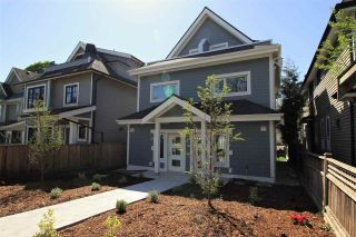 Main Photo: 1633 VICTORIA Drive in Vancouver: Grandview Woodland 1/2 Duplex for sale (Vancouver East)  : MLS®# R2580736