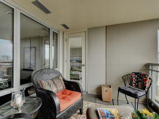 Photo 15: 1601 751 Fairfield Rd in : Vi Downtown Condo for sale (Victoria)  : MLS®# 874039
