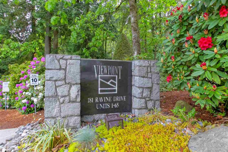 FEATURED LISTING: 37 - 181 RAVINE Drive Port Moody