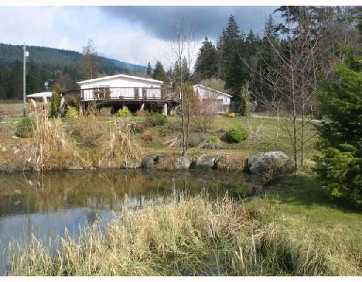 Main Photo: 996 REED Road in Gibsons: Gibsons & Area House for sale (Sunshine Coast)  : MLS®# V696261