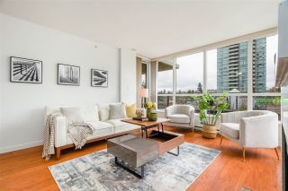 """Photo 2: 706 2088 MADISON Avenue in Burnaby: Brentwood Park Condo for sale in """"Fresco Renaissance Towers"""" (Burnaby North)  : MLS®# R2570542"""