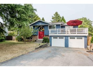 """Photo 1: 6982 CARIBOU Place in Delta: Sunshine Hills Woods House for sale in """"SUNSHINE HILLS"""" (N. Delta)  : MLS®# R2193889"""