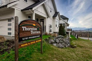 "Photo 20: 2 5797 PROMONTORY Road in Chilliwack: Promontory Townhouse for sale in ""THORNTON TERRACE"" (Sardis)  : MLS®# R2433900"