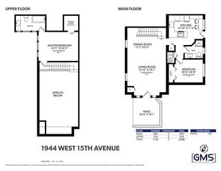 """Photo 33: 1944 W 15TH Avenue in Vancouver: Kitsilano Townhouse for sale in """"Lower Shaughnessy"""" (Vancouver West)  : MLS®# R2551125"""