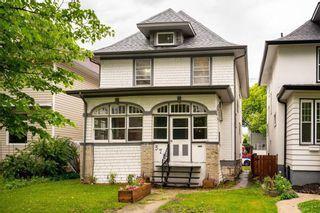 Photo 1: 578 Sherburn Street in Winnipeg: West End Residential for sale (5C)  : MLS®# 202114645