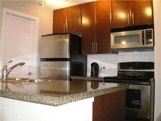 """Photo 4: 515 618 ABBOTT Street in Vancouver: Downtown VW Condo for sale in """"FIRENZE"""" (Vancouver West)  : MLS®# V897387"""