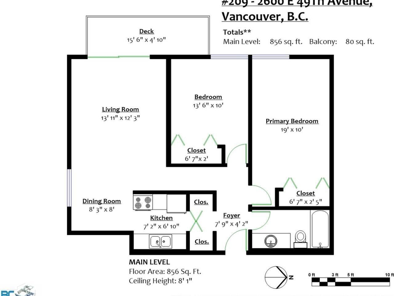 """Photo 22: Photos: 209 2600 E 49TH Avenue in Vancouver: Killarney VE Condo for sale in """"Southwinds"""" (Vancouver East)  : MLS®# R2600173"""
