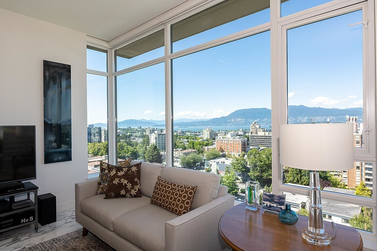 """Main Photo: 1502 1468 W 14TH Avenue in Vancouver: Fairview VW Condo for sale in """"Avedon"""" (Vancouver West)  : MLS®# R2603754"""
