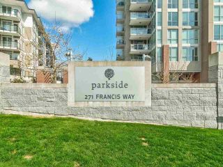 Photo 2: 1511 271 FRANCIS Way in New Westminster: Fraserview NW Condo for sale : MLS®# R2562349