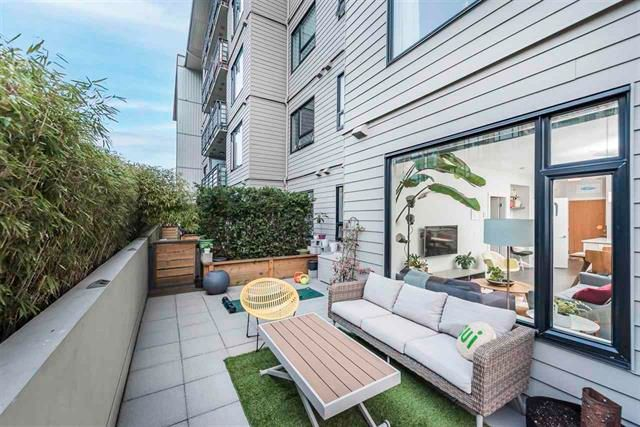 Main Photo: 205 123 W 1st Street in North Vancouver: Lower Lonsdale Condo for sale : MLS®# R2581241