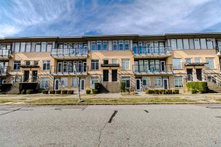 """Photo 1: 209 5649 KINGS Road in Vancouver: University VW Townhouse for sale in """"GALLERIA"""" (Vancouver West)  : MLS®# R2400501"""