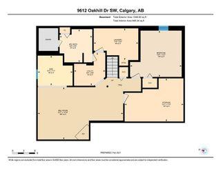 Photo 21: 9612 OAKHILL Drive SW in Calgary: Oakridge Detached for sale : MLS®# A1071605