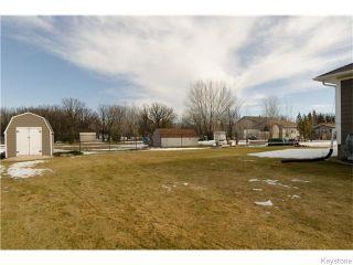 Photo 18: 345 Hatfield Avenue in Headingley: Headingley South Residential for sale (South Winnipeg)  : MLS®# 1605782