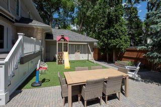 Photo 40: 120 Waterloo Street in Winnipeg: River Heights North Residential for sale (1C)  : MLS®# 202113087