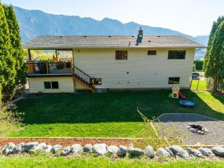 Photo 39: 905 COLUMBIA STREET: Lillooet House for sale (South West)  : MLS®# 161606