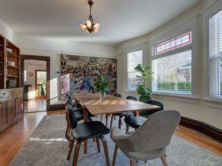 Photo 7: 625 Harbinger Ave in Victoria: Vi Fairfield West Full Duplex for sale : MLS®# 860340