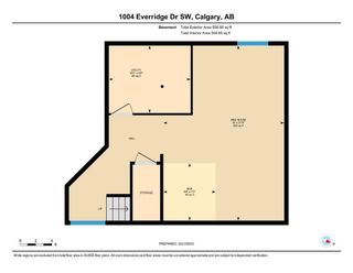 Photo 32: 1004 Everridge Drive SW in Calgary: Evergreen Detached for sale : MLS®# A1149447