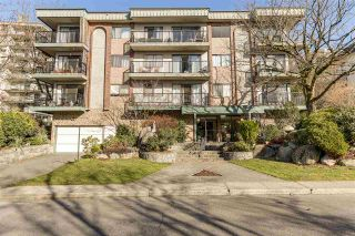 "Photo 1: 104 120 E 5TH Street in North Vancouver: Lower Lonsdale Condo for sale in ""CHELSEA MANOR"" : MLS®# R2138540"