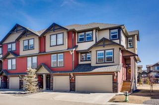 Photo 1: 301 1086 Williamstown Boulevard NW: Airdrie Row/Townhouse for sale : MLS®# A1081189